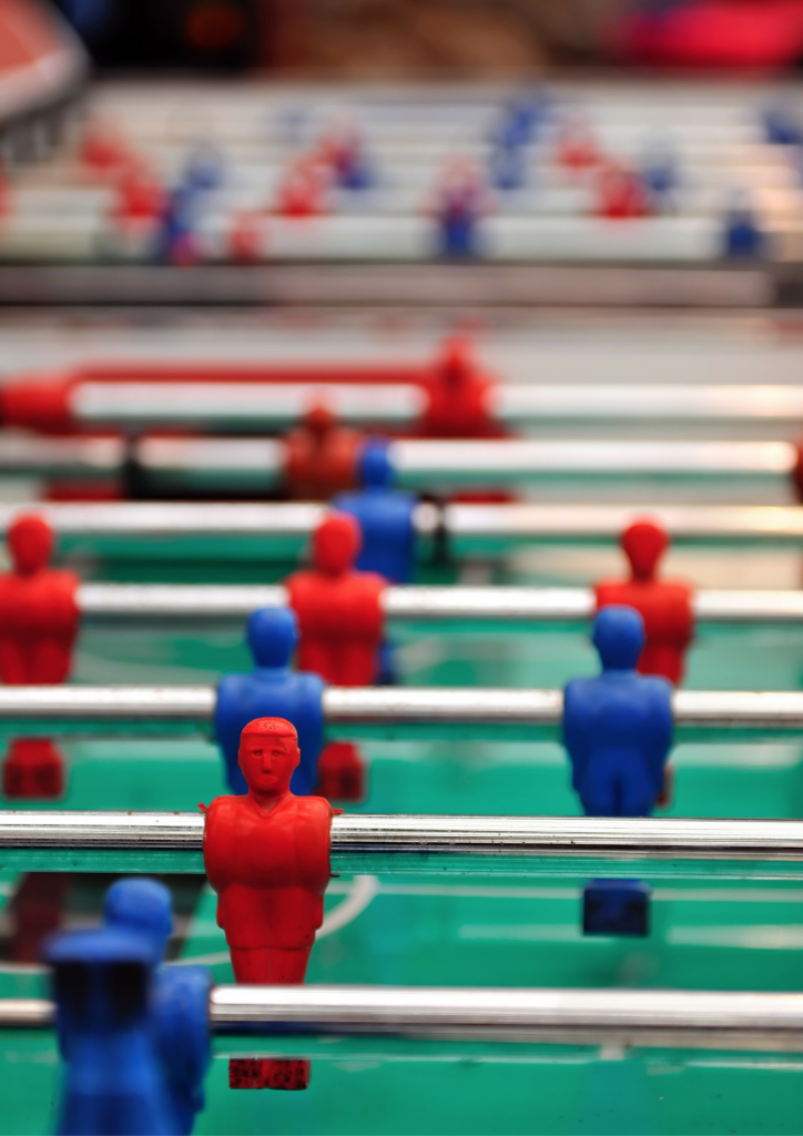 MA table football
